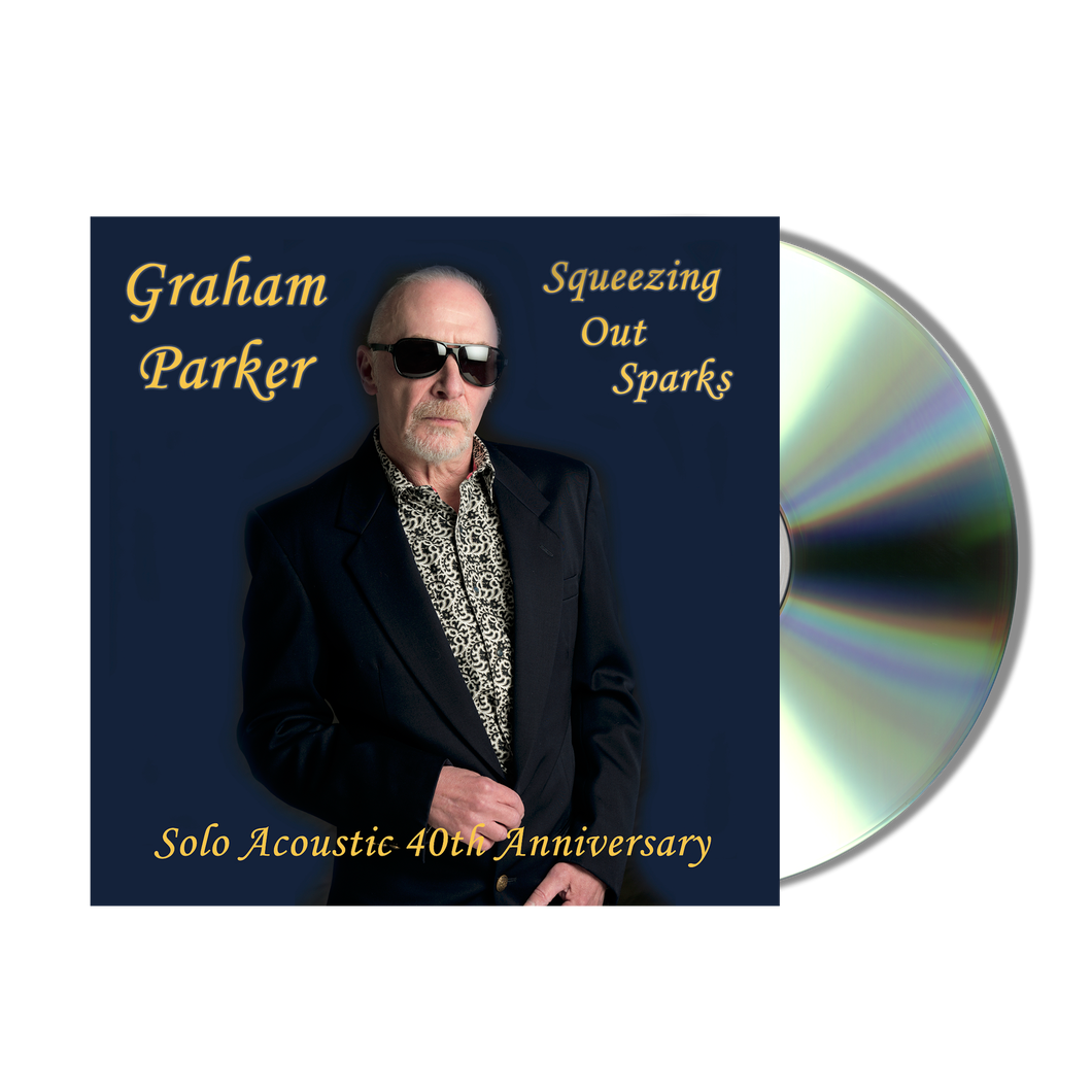 Squeezing Out Sparks Acoustic - CD
