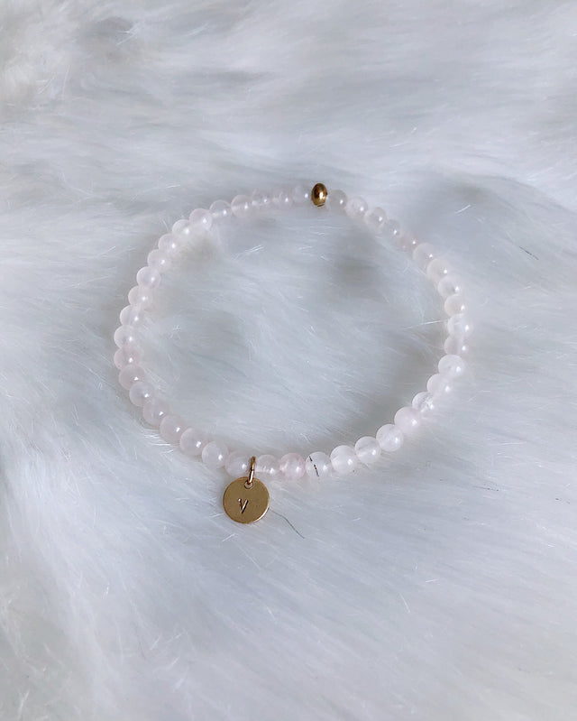 Rose Quartz with