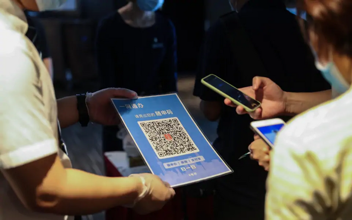 The unexpected return of the QR code