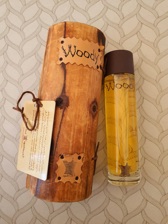 Arabian Oud Woody Spray 100ml