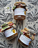 ORGANIC, UNPASTEURISED Raw Spanish Honey mix with ROYAL JELLY, BEE POLLEN and BEE PROPOLIS
