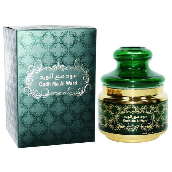 Haramain Oudh Ma Al Ward