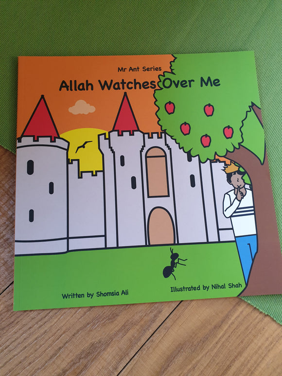 Mr Ant Series: Allah Watches Over Me