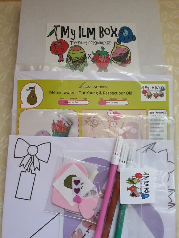 'My Ilm Box' Mini Mother and Child Craft Box