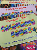 Learning Through Colouring Books (In lighy of the sayings of the Prophet SAW)