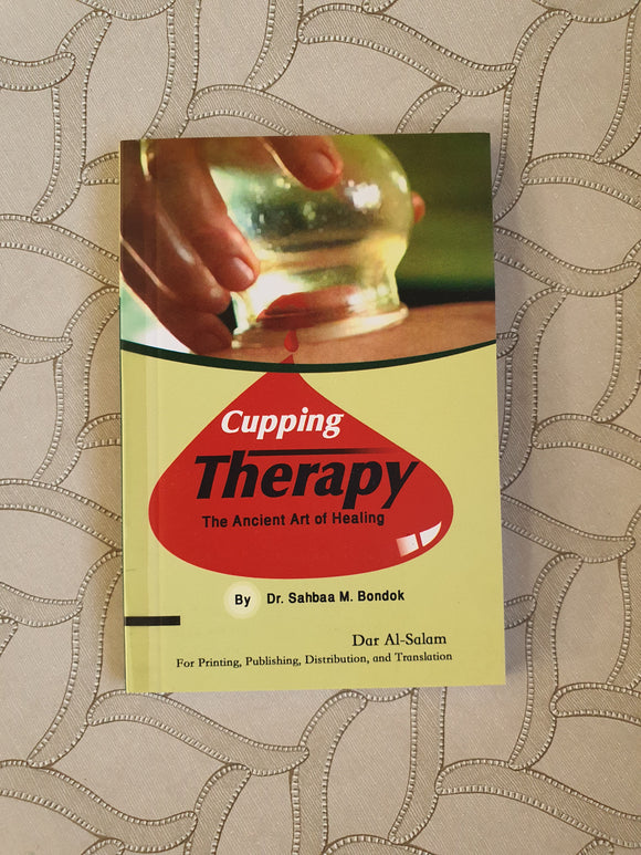 Cupping Therapy- The Ancient Art of Healing( Pocket Size)