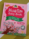 Muslim Baby Book - for girls