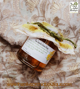 ORGANIC, UNPASTEURISED Raw Spanish Acacia Honey