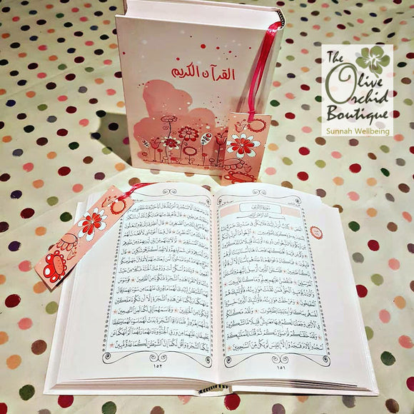 The Flowers Quran