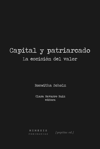 Capital y Patriarcado