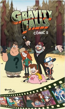 Gravity Falls Cómic 5