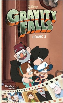 Gravity Falls Cómic 2