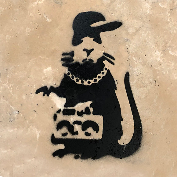 GANGSTA RAT TILE SHARD
