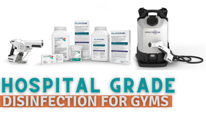 Gym Wipes and Sanitization for Covid-19