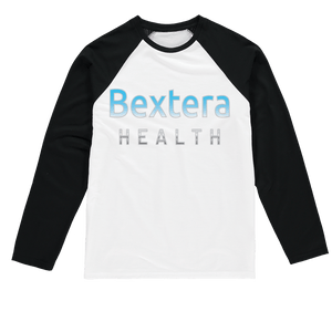 Bextera Health Sublimation Baseball Long Sleeve T-Shirt - Bextera Nutrition