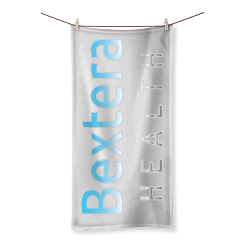 Bextera Health Sublimation All Over Towel | Bextera Nutrition