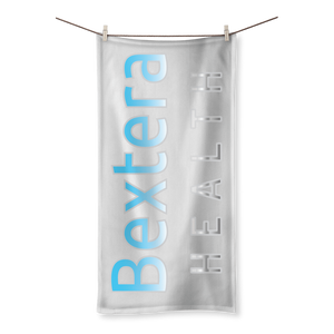 Bextera Health Sublimation All Over Towel