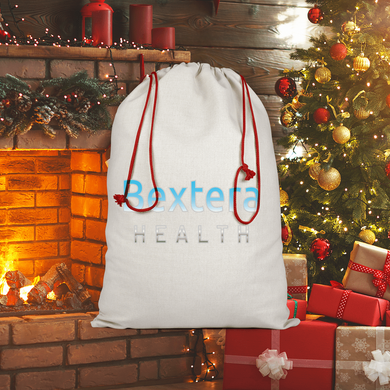 Bextera Health Sublimation Linen Drawstring Sack - Bextera Nutrition