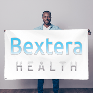 Bextera Health Sublimation Flag - Bextera Nutrition