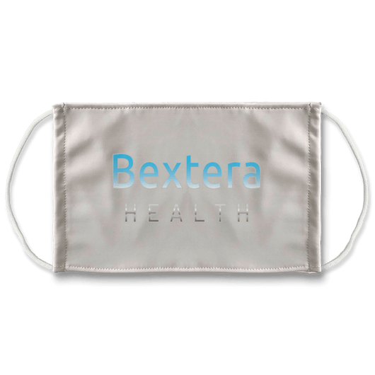 Bextera Health Sublimation Face Mask - Bextera Nutrition