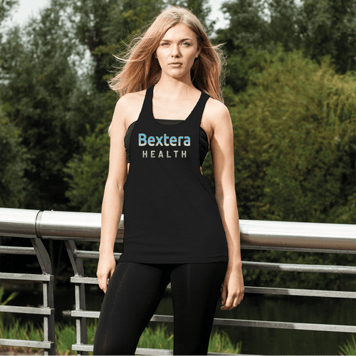 Bextera Health Women's Loose Racerback Tank Top