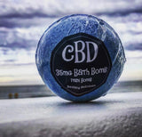 Bextera Nutrition Bextera Nutrition CBD Bath Bombs 35mg- 100mg CBD