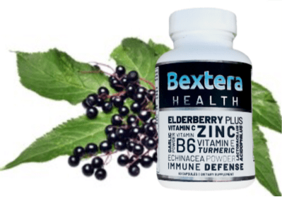 Bextera Nutrition  Elderberry Immune Defense by Bextera Health