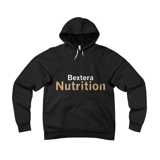 Bextera Nutrition Gear Hoodie Black / S Unisex Sponge Fleece Pullover Hoodie - in 4 great colors!