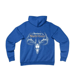 Bextera Nutrition Gear Hoodie Unisex Sponge Fleece Pullover Hoodie - in 4 great colors!