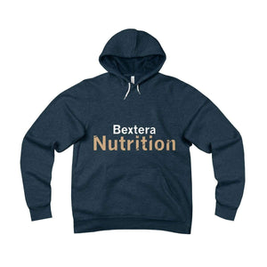Bextera Nutrition Gear Hoodie Navy / S Unisex Sponge Fleece Pullover Hoodie - in 4 great colors!