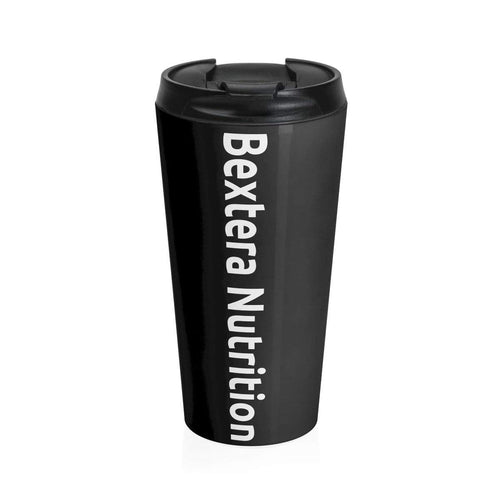 Stainless Steel Travel Mug - Bextera Nutrition