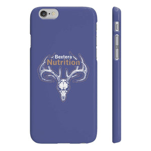 Bextera Nutrition Gear Phone Case iPhone 6/6S Slim / Glossy Wpaps Slim Phone Cases