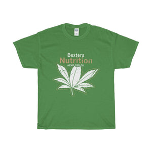 Bextera Nutrition Gear T-Shirt Turf Green / S Our Unisex Heavy Cotton Tee in huge selection of colors