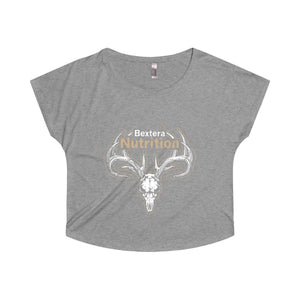 Bextera Nutrition Gear T-Shirt S / Tri-Blend Premium Heather Women's Tri-Blend Dolman - choose from 8 awesome colors