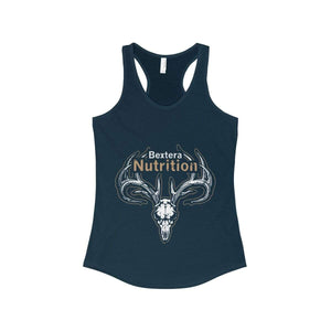 Women's Crazy Cool Racerback Tank -in 7 colors! - Bextera Nutrition