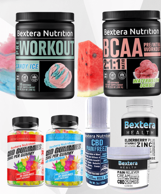 Bextera Nutrition  I want it all