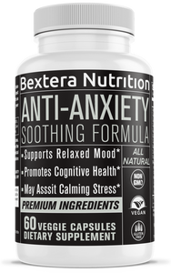 Bextera Nutrition - Anti-Anxiety Formula - Bextera Nutrition