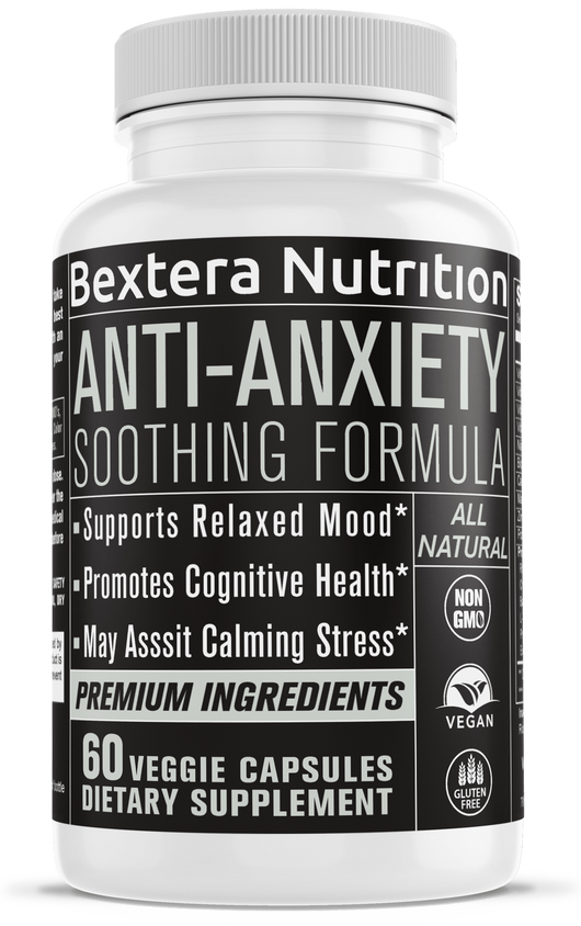 Bextera Nutrition Products Bextera Nutrition - Anti-Anxiety Formula