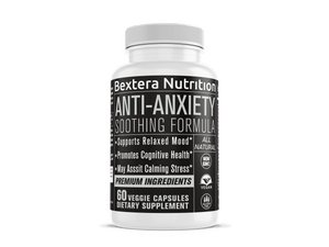 Bextera Nutrition - Anti-Anxiety Formula | Bextera Nutrition