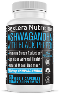 Bextera Nutrition Products Bextera Nutrition - Ashwagandha