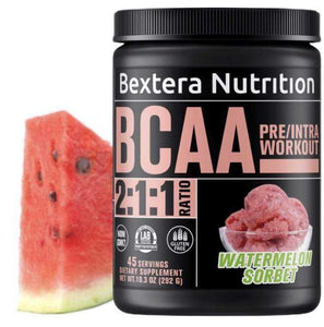 Bextera Nutrition - BCAAs Watermelon Sorbet | Bextera Nutrition