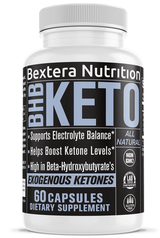 Bextera Nutrition Products Bextera Nutrition - BHB Keto capsules