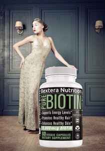 Bextera Nutrition Products Bextera Nutrition - Pure Biotin