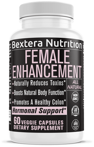 Bextera Nutrition - Female Enhancement - Bextera Nutrition