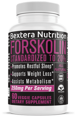 Bextera Nutrition - Forskolin for weight loss - Bextera Nutrition
