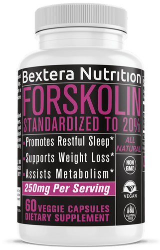 Bextera Nutrition Products Bextera Nutrition - Forskolin for weight loss