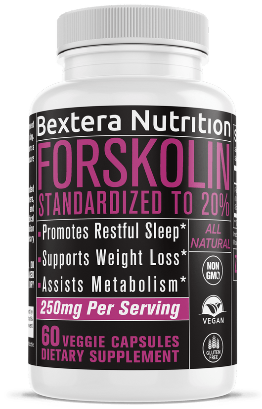Bextera Nutrition - Forskolin for weight loss | Bextera Nutrition