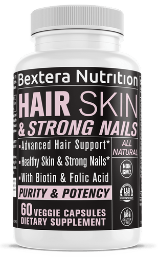 Bextera Nutrition - Hair Skin and Strong Nails - Bextera Nutrition