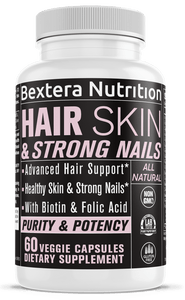 Bextera Nutrition - Hair Skin and Strong Nails | Bextera Nutrition