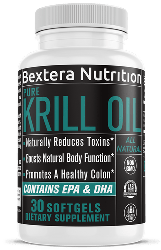 Bextera Nutrition - Krill Oil | Bextera Nutrition